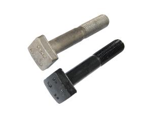 四方头轨道螺栓