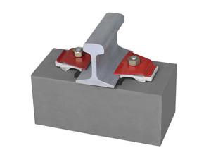 Nabla弹片型扣件系统