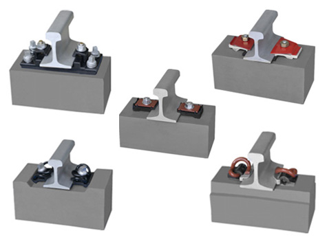 Rail Fastening Systems